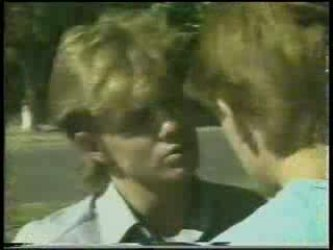 Scott Robinson, Clive Gibbons in Neighbours Episode 0211