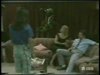 Zoe Davis, Andrea Townsend, Des Clarke in Neighbours Episode 0213