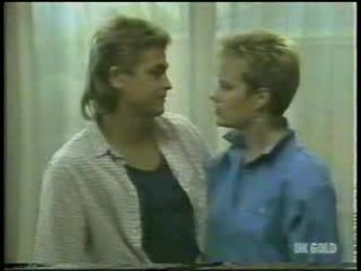Shane Ramsay, Daphne Clarke in Neighbours Episode 0213