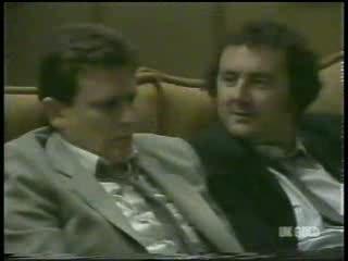 Des Clarke, Max Ramsay in Neighbours Episode 0214
