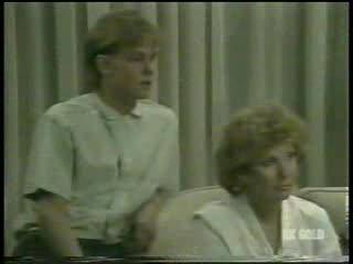 Scott Robinson, Madge Mitchell in Neighbours Episode 0214