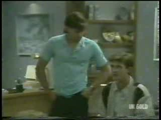 Mike Young, Danny Ramsay in Neighbours Episode 0214
