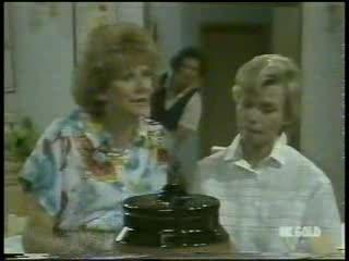 Madge Mitchell, Max Ramsay, Helen Daniels in Neighbours Episode 0214