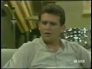 Des Clarke in Neighbours Episode 0215