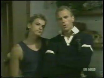 Shane Ramsay, Jim Robinson in Neighbours Episode 0216