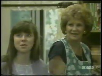 Nikki Dennison, Madge Bishop in Neighbours Episode 0216