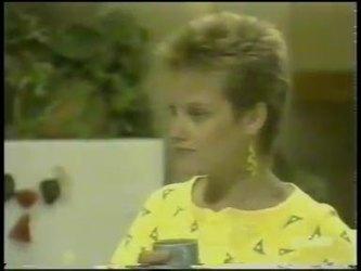 Daphne Clarke in Neighbours Episode 0217