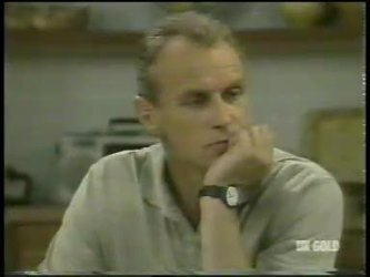 Jim Robinson in Neighbours Episode 0217
