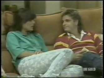 Zoe Davis, Shane Ramsay in Neighbours Episode 0217