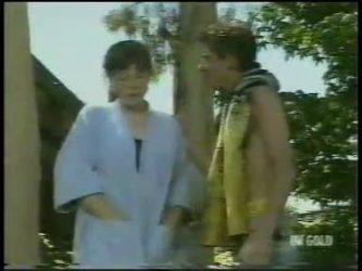 Nikki Dennison, Danny Ramsay in Neighbours Episode 0217
