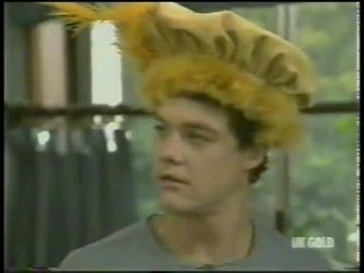 Paul Robinson in Neighbours Episode 0217