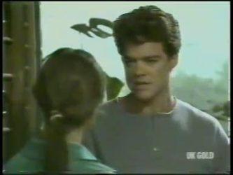 Zoe Davis, Paul Robinson in Neighbours Episode 0217