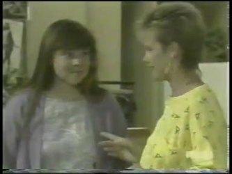 Nikki Dennison, Daphne Lawrence in Neighbours Episode 0218