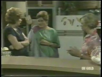 Madge Mitchell, Laura Dennison, Helen Daniels in Neighbours Episode 0218