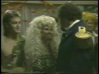 Shane Ramsay, Daphne Clarke, Max Ramsay in Neighbours Episode 0218