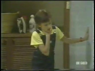 Lucy Robinson in Neighbours Episode 0221