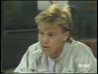Scott Robinson in Neighbours Episode 0222
