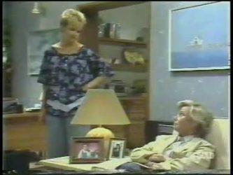 Daphne Lawrence, Helen Daniels in Neighbours Episode 0222