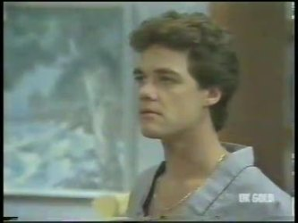 Paul Robinson in Neighbours Episode 0222