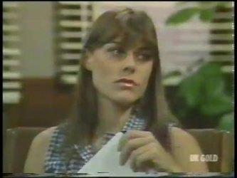 Zoe Davis in Neighbours Episode 0223