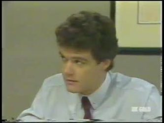 Paul Robinson in Neighbours Episode 0223
