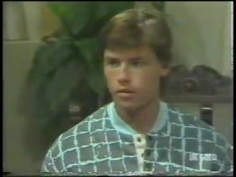 Mike Young in Neighbours Episode 0223