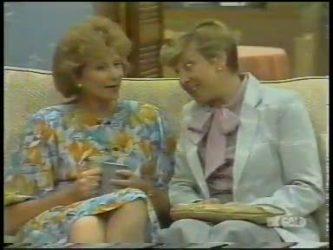 Madge Mitchell, Eileen Clarke in Neighbours Episode 0224