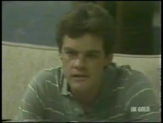 Paul Robinson in Neighbours Episode 0226