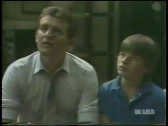 Des Clarke, Bradley Townsend in Neighbours Episode 0227