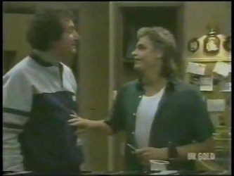 Max Ramsay, Shane Ramsay in Neighbours Episode 0227