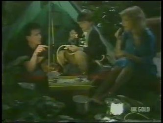 Des Clarke, Bradley Townsend, Andrea Townsend in Neighbours Episode 0227