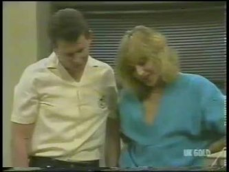 Des Clarke, Andrea Townsend in Neighbours Episode 0227