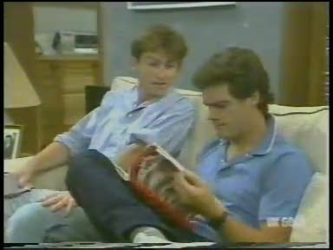 Danny Ramsay, Paul Robinson in Neighbours Episode 0227