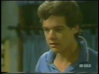 Paul Robinson in Neighbours Episode 0228