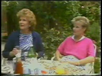 Madge Bishop, Daphne Clarke in Neighbours Episode 0229