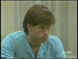 Mike Young in Neighbours Episode 0230