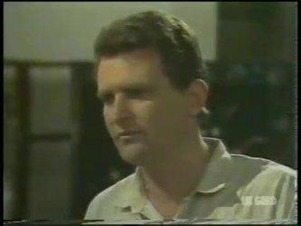 Des Clarke in Neighbours Episode 0230