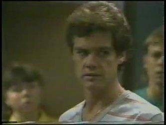Nikki Dennison, Paul Robinson, Scott Robinson in Neighbours Episode 0231