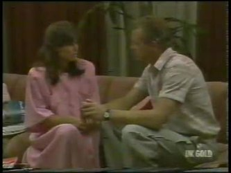 Zoe Davis, Jim Robinson in Neighbours Episode 0231