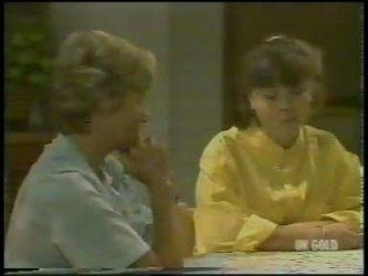 Helen Daniels, Nikki Dennison in Neighbours Episode 0231