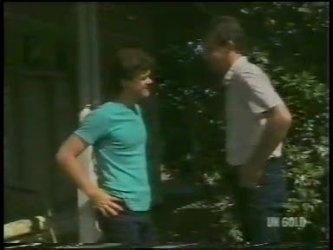 Paul Robinson, Des Clarke in Neighbours Episode 0231