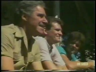 Jack Lassiter, Des Clarke, Paul Robinson in Neighbours Episode 0231