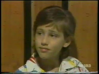 Lucy Robinson in Neighbours Episode 0231
