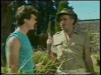 Paul Robinson, Jack Lassiter in Neighbours Episode 0232