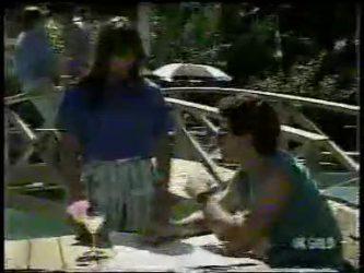 Zoe Davis, Paul Robinson in Neighbours Episode 0232