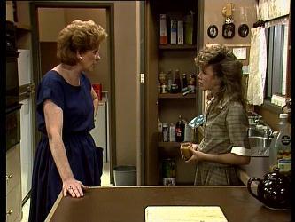 Madge Bishop, Charlene Mitchell in Neighbours Episode 0237