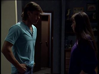 Mike Young, Nikki Dennison in Neighbours Episode 0237