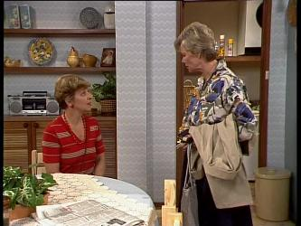Eileen Clarke, Helen Daniels in Neighbours Episode 0245