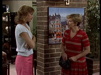 Andrea Townsend, Eileen Clarke in Neighbours Episode 0245