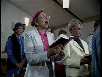 Madge Mitchell, Eileen Clarke, Helen Daniels in Neighbours Episode 0248